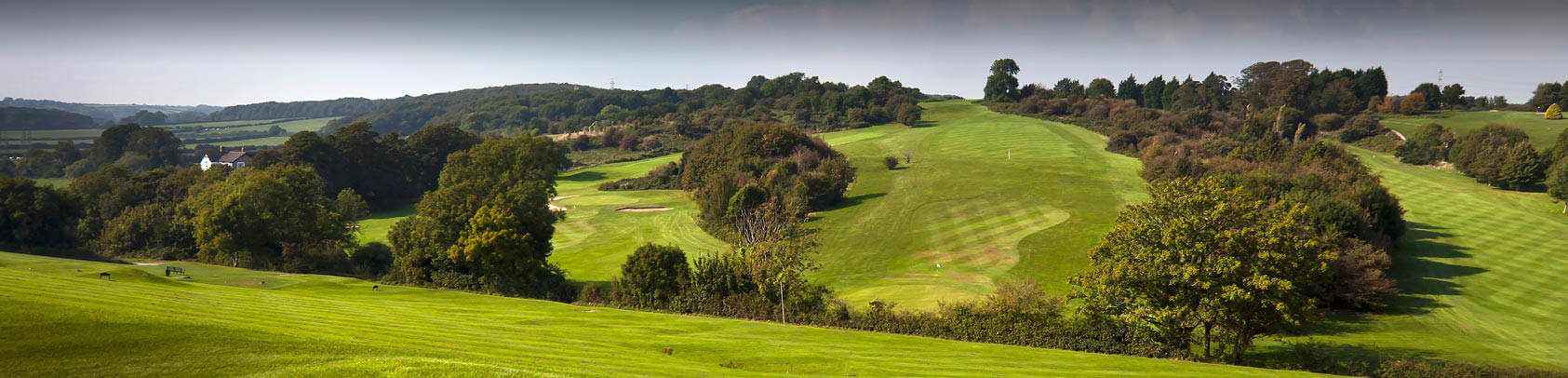 Golf Course in Wales near Cardiff