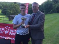 Presentation to Ryan Dixon Winner Welsh Open yOuth Champion 2018 (002).jpg